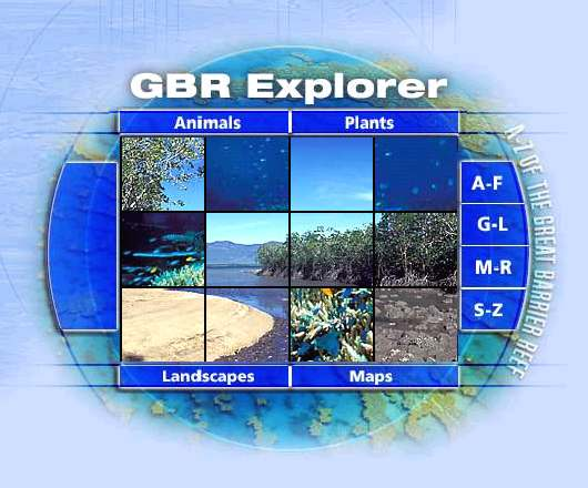 Visit the Reef ED GBR Explorer
